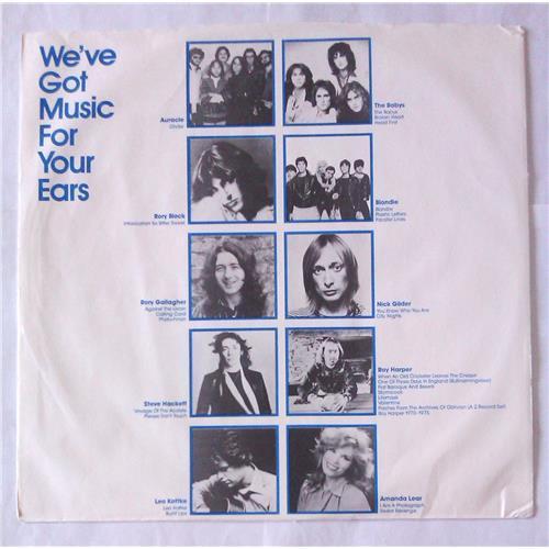 Картинка  Виниловые пластинки  Nick Gilder – Frequency / CHR 1219 в  Vinyl Play магазин LP и CD   06757 2