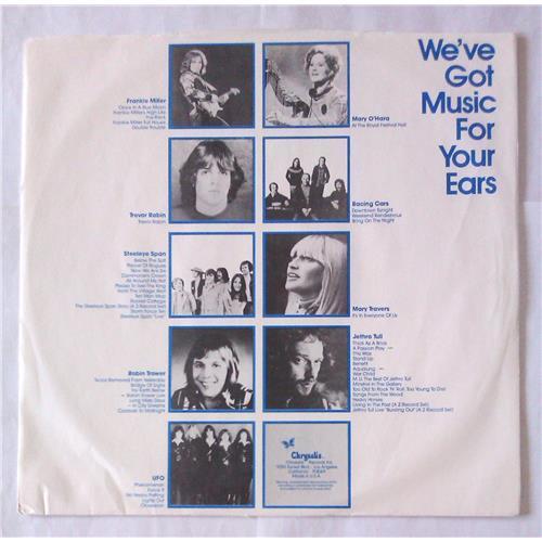 Картинка  Виниловые пластинки  Nick Gilder – Frequency / CHR 1219 в  Vinyl Play магазин LP и CD   06757 3