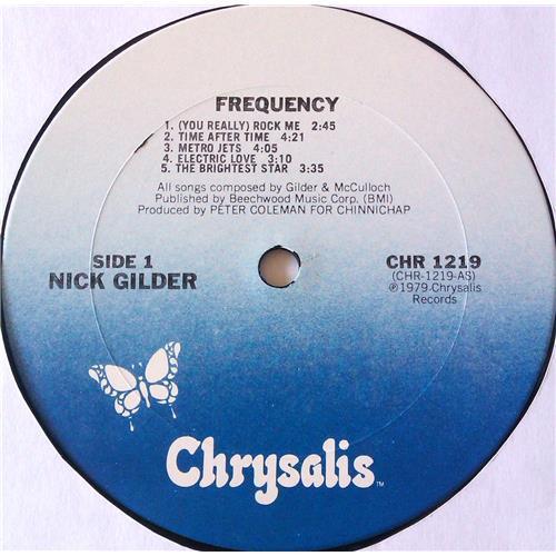 Картинка  Виниловые пластинки  Nick Gilder – Frequency / CHR 1219 в  Vinyl Play магазин LP и CD   06757 4