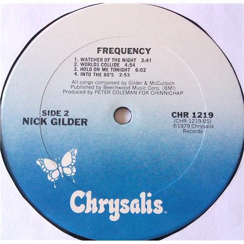 Картинка  Виниловые пластинки  Nick Gilder – Frequency / CHR 1219 в  Vinyl Play магазин LP и CD   06757 5
