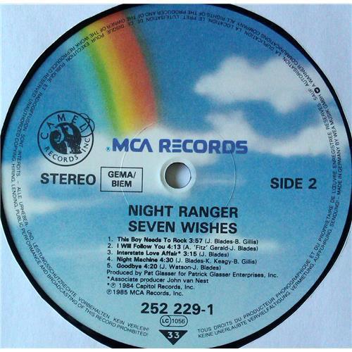Картинка  Виниловые пластинки  Night Ranger – 7 Wishes / 252 229-1 в  Vinyl Play магазин LP и CD   05344 5