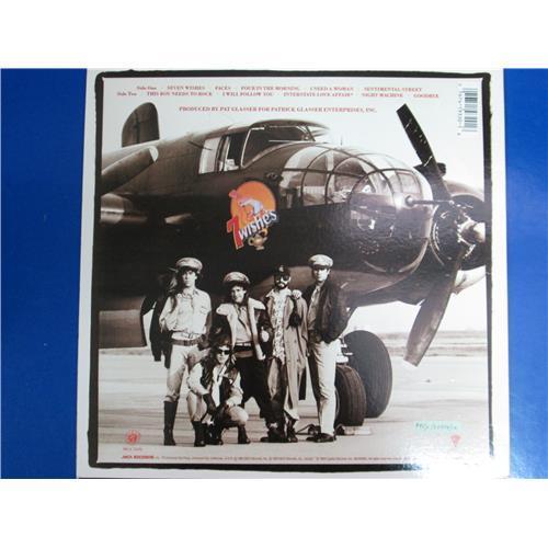 Картинка  Виниловые пластинки  Night Ranger – 7 Wishes / MCA-5593 в  Vinyl Play магазин LP и CD   00506 1