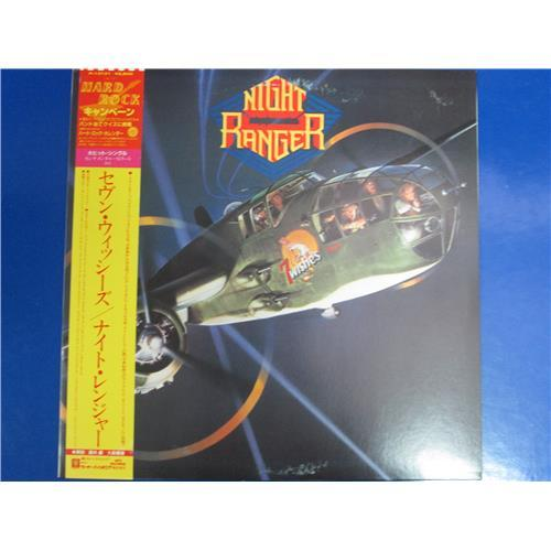 Виниловые пластинки  Night Ranger – 7 Wishes / P-13131 в Vinyl Play магазин LP и CD  00279