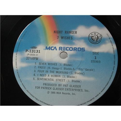 Картинка  Виниловые пластинки  Night Ranger – 7 Wishes / P-13131 в  Vinyl Play магазин LP и CD   00279 2