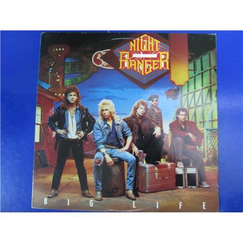 Виниловые пластинки  Night Ranger – Big Life / MCA-5839 в Vinyl Play магазин LP и CD  01553