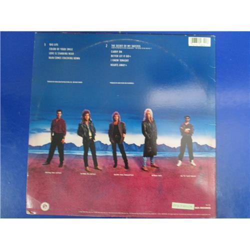 Картинка  Виниловые пластинки  Night Ranger – Big Life / MCA-5839 в  Vinyl Play магазин LP и CD   01553 1
