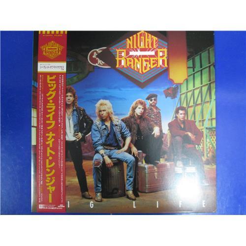 Виниловые пластинки  Night Ranger – Big Life / P-13443 в Vinyl Play магазин LP и CD  00507