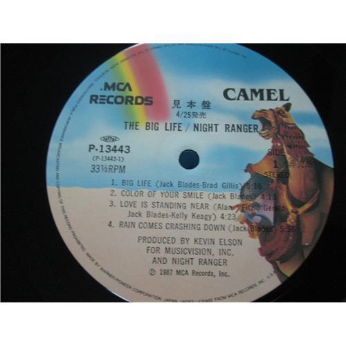 Картинка  Виниловые пластинки  Night Ranger – Big Life / P-13443 в  Vinyl Play магазин LP и CD   00507 2