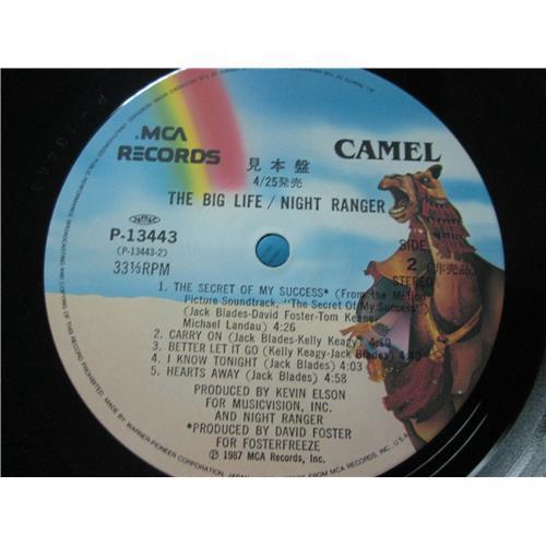 Картинка  Виниловые пластинки  Night Ranger – Big Life / P-13443 в  Vinyl Play магазин LP и CD   00507 3