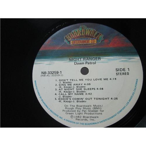 Картинка  Виниловые пластинки  Night Ranger – Dawn Patrol / NB-33259-1 в  Vinyl Play магазин LP и CD   00518 2