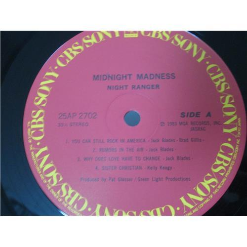 Картинка  Виниловые пластинки  Night Ranger – Midnight Madness / 25AP 2702 в  Vinyl Play магазин LP и CD   00281 2