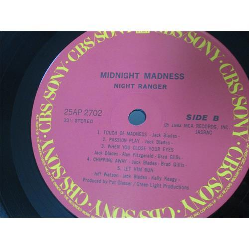 Картинка  Виниловые пластинки  Night Ranger – Midnight Madness / 25AP 2702 в  Vinyl Play магазин LP и CD   00281 3