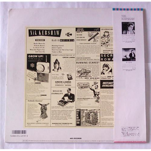 Картинка  Виниловые пластинки  Nik Kershaw – Radio Musicola / P-13415 в  Vinyl Play магазин LP и CD   06803 1