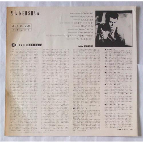 Картинка  Виниловые пластинки  Nik Kershaw – Radio Musicola / P-13415 в  Vinyl Play магазин LP и CD   06803 2