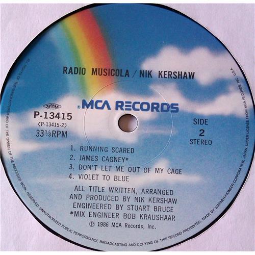 Картинка  Виниловые пластинки  Nik Kershaw – Radio Musicola / P-13415 в  Vinyl Play магазин LP и CD   06803 5