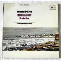 Nikolai Petrov – Rachmaninoff: Concerto No. 4, Prokofiev: Concerto No. 3 / SR-40042