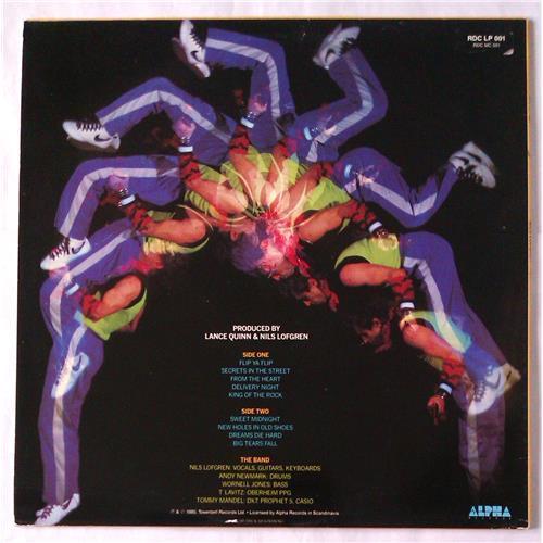 Картинка  Виниловые пластинки  Nils Lofgren – Flip / RDCLP 001 в  Vinyl Play магазин LP и CD   05869 1