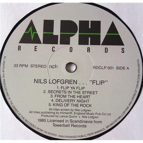 Картинка  Виниловые пластинки  Nils Lofgren – Flip / RDCLP 001 в  Vinyl Play магазин LP и CD   05869 4
