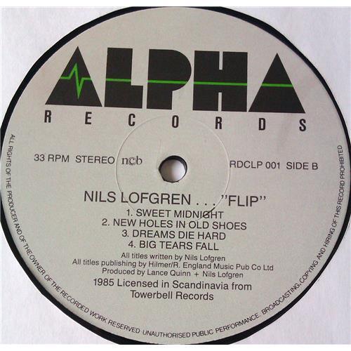 Картинка  Виниловые пластинки  Nils Lofgren – Flip / RDCLP 001 в  Vinyl Play магазин LP и CD   05869 5