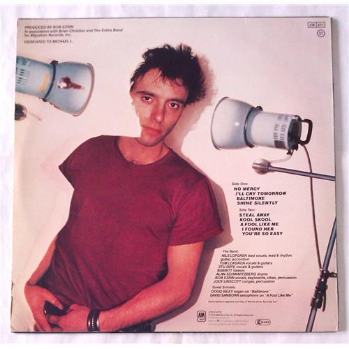 Картинка  Виниловые пластинки  Nils Lofgren – Nils / AMLH 64756 в  Vinyl Play магазин LP и CD   06441 1