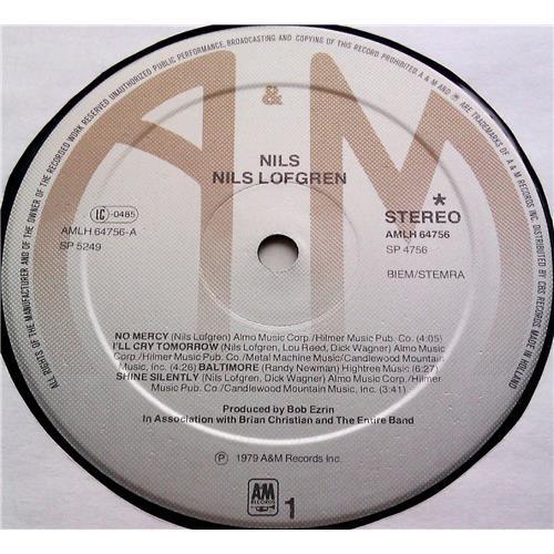 Картинка  Виниловые пластинки  Nils Lofgren – Nils / AMLH 64756 в  Vinyl Play магазин LP и CD   06441 4