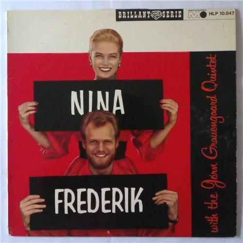 Виниловые пластинки  Nina & Frederik With The Jorn Grauengaard Quintet – Nina & Frederik With The Jorn Grauengaard Quintet / HLP 10.047 в Vinyl Play магазин LP и CD  04308