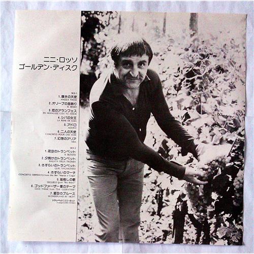 Картинка  Виниловые пластинки  Nini Rosso – Golden Disc / VIP-10001 в  Vinyl Play магазин LP и CD   07431 2