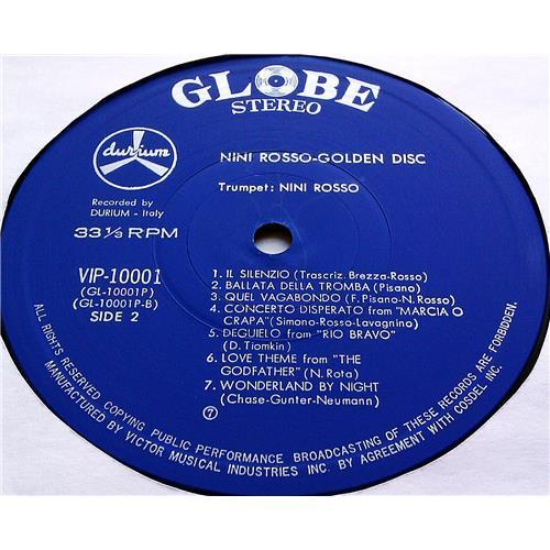 Картинка  Виниловые пластинки  Nini Rosso – Golden Disc / VIP-10001 в  Vinyl Play магазин LP и CD   07431 5