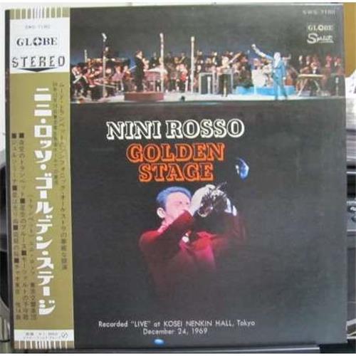 Виниловые пластинки  Nini Rosso, The Tokyo Symphony Orchestra – Gilden Stage / SWG-7180 в Vinyl Play магазин LP и CD  01639