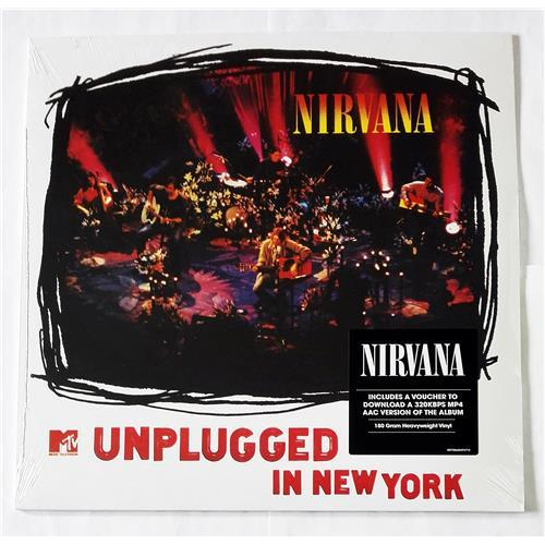 Виниловые пластинки  Nirvana – MTV Unplugged In New York / 0720642472712 / Sealed в Vinyl Play магазин LP и CD  08931