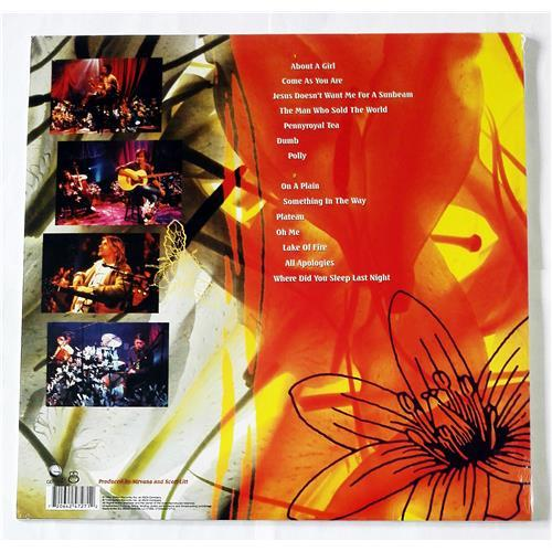 Картинка  Виниловые пластинки  Nirvana – MTV Unplugged In New York / 0720642472712 / Sealed в  Vinyl Play магазин LP и CD   08931 1