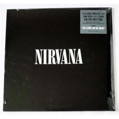 Виниловые пластинки  Nirvana – Nirvana / 0602547378781 / Sealed в Vinyl Play магазин LP и CD  08593