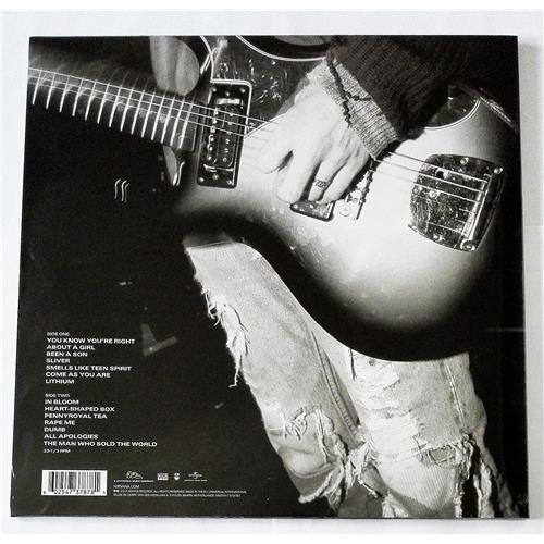 Картинка  Виниловые пластинки  Nirvana – Nirvana / 0602547378781 / Sealed в  Vinyl Play магазин LP и CD   08593 1