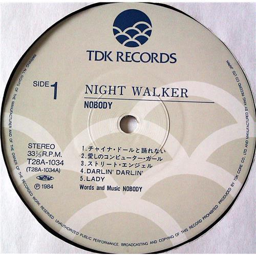 Картинка  Виниловые пластинки  Nobody – Night Walker / T28A-1034 в  Vinyl Play магазин LP и CD   07253 4