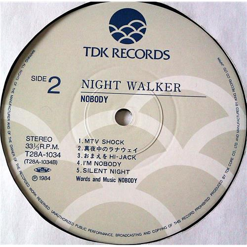 Картинка  Виниловые пластинки  Nobody – Night Walker / T28A-1034 в  Vinyl Play магазин LP и CD   07253 5