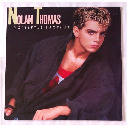 Виниловые пластинки  Nolan Thomas – Yo' Little Brother / 827 230-1 в Vinyl Play магазин LP и CD  06398