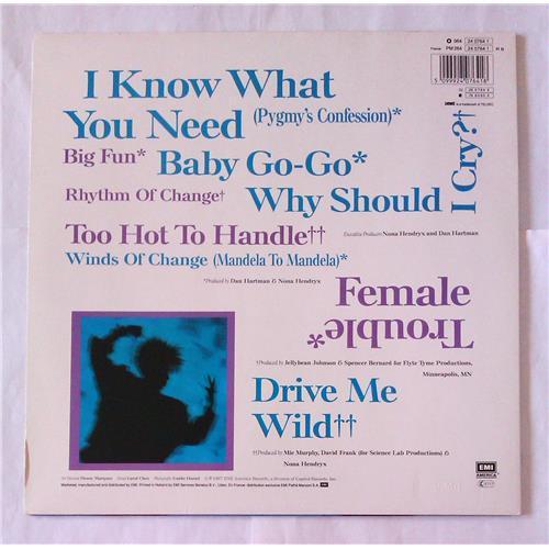 Картинка  Виниловые пластинки  Nona Hendryx – Female Trouble / 24 0764-1 в  Vinyl Play магазин LP и CD   06978 1