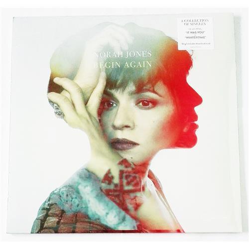 Виниловые пластинки  Norah Jones – Begin Again / 00602577440403 / Sealed в Vinyl Play магазин LP и CD  08692