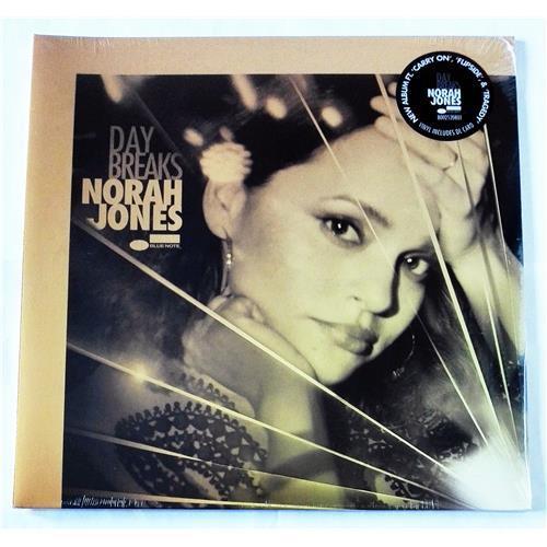 Виниловые пластинки  Norah Jones – Day Breaks / B002520801 / Sealed в Vinyl Play магазин LP и CD  08808