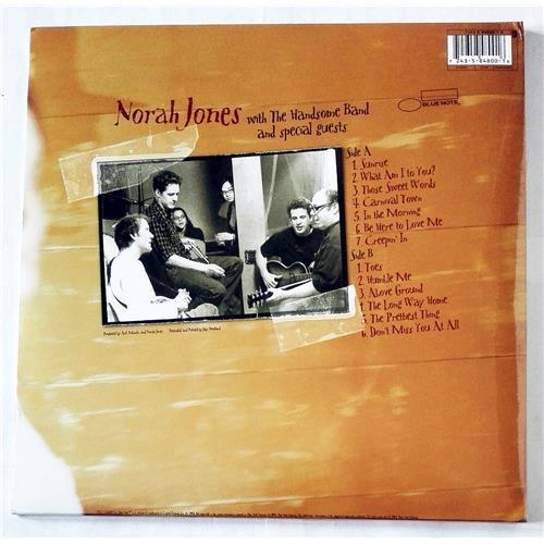 Картинка  Виниловые пластинки  Norah Jones – Feels Like Home / 7243 5 84800 1 6 / Sealed в  Vinyl Play магазин LP и CD   08654 1