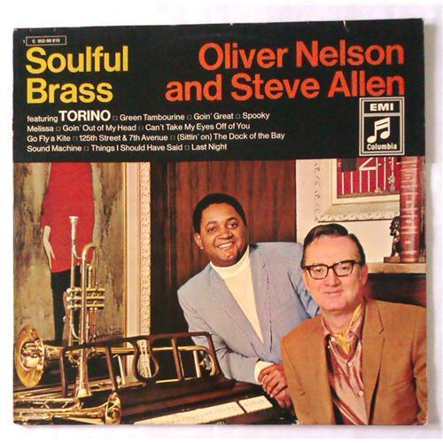 Виниловые пластинки  Oliver Nelson And Steve Allen – Soulful Brass / 1 C 052-90 810 в Vinyl Play магазин LP и CD  04602