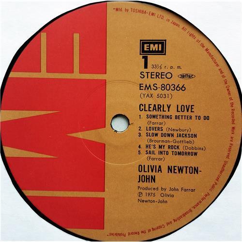 Картинка  Виниловые пластинки  Olivia Newton-John – Clearly Love / EMS-80366 в  Vinyl Play магазин LP и CD   07590 6