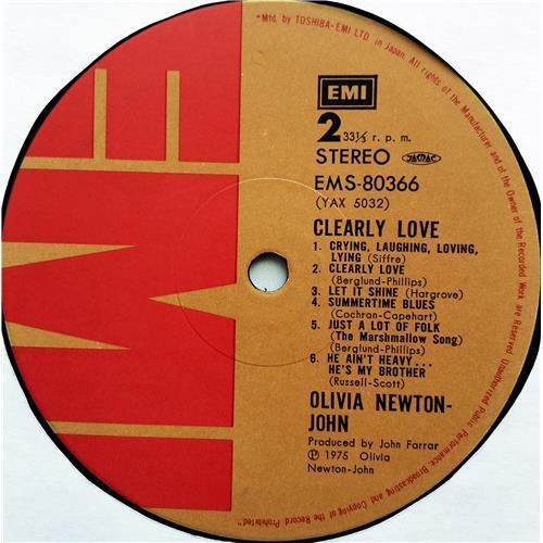 Картинка  Виниловые пластинки  Olivia Newton-John – Clearly Love / EMS-80366 в  Vinyl Play магазин LP и CD   07590 7