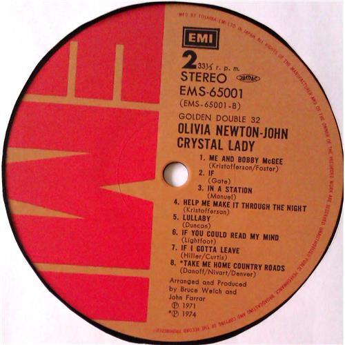 Картинка  Виниловые пластинки  Olivia Newton-John – Crystal Lady / EMS 65001-2 в  Vinyl Play магазин LP и CD   04876 8