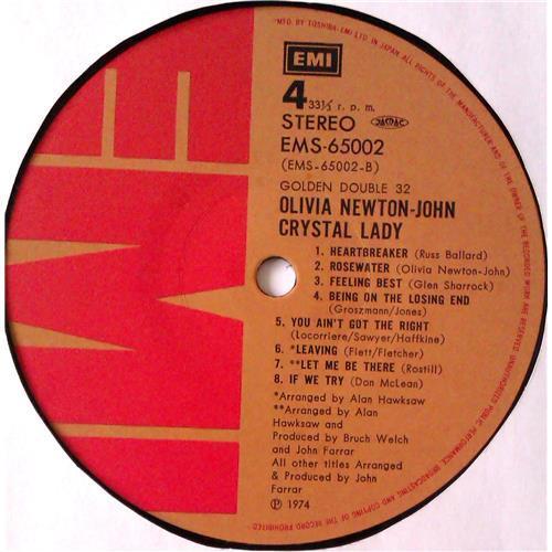Картинка  Виниловые пластинки  Olivia Newton-John – Crystal Lady / EMS 65001-2 в  Vinyl Play магазин LP и CD   04876 12