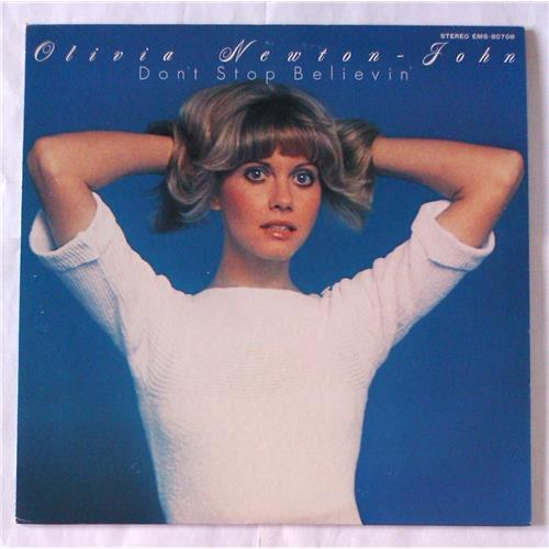 Виниловые пластинки  Olivia Newton-John – Don't Stop Believin' / EMS-80708 в Vinyl Play магазин LP и CD  06863