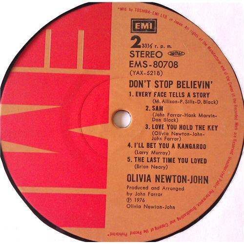 Картинка  Виниловые пластинки  Olivia Newton-John – Don't Stop Believin' / EMS-80708 в  Vinyl Play магазин LP и CD   06863 6
