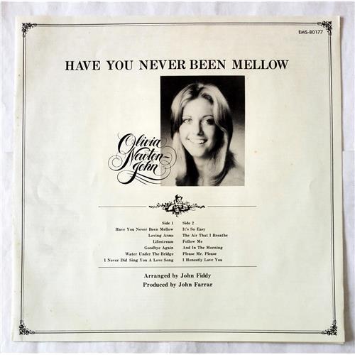 Картинка  Виниловые пластинки  Olivia Newton-John – Have You Never Been Mellow / EMS-80177 в  Vinyl Play магазин LP и CD   07688 2