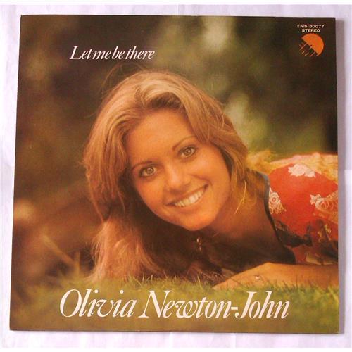 Виниловые пластинки  Olivia Newton-John – Let Me Be There / EMS-80077 в Vinyl Play магазин LP и CD  06800