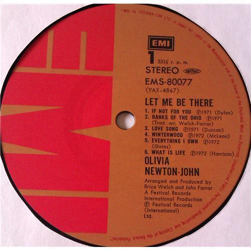 Картинка  Виниловые пластинки  Olivia Newton-John – Let Me Be There / EMS-80077 в  Vinyl Play магазин LP и CD   06800 4